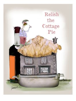 Relish the Cottage Pie